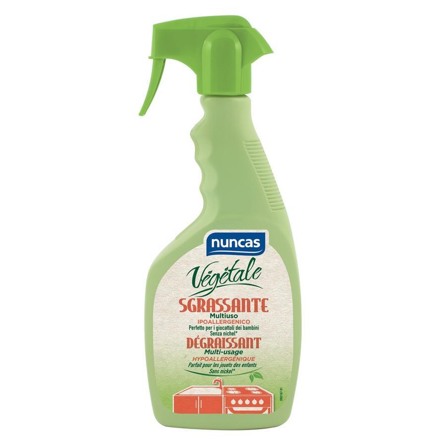 Sgrassante Vegetale Multiuso 500 ml Nuncas