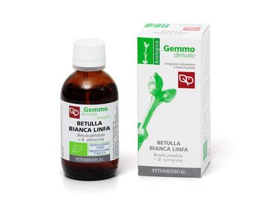 Fitomedical - Betulla verrucosa linfa Gemmoderivato bio