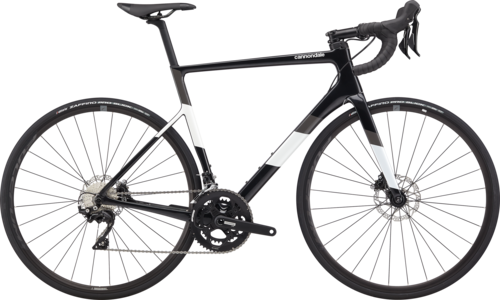 Cannondale SuperSix EVO 105 Disc - Gara (2020)