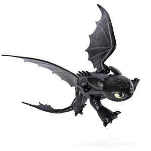 Toothless Dragon Gioco - Spinmaster 6045118 - 4+ anni