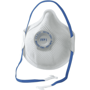 Mascherina antipolvere con valvola Ffp1 D Moldex Smart 238501 1 pz