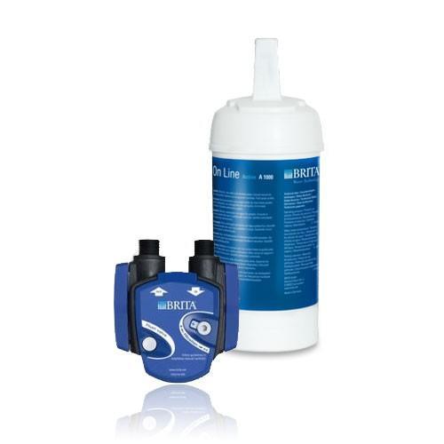 Sistema filtrazione acqua BRITA On Line Active COD 1012317