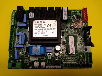SCHEDA ELETTRONICA STUFE PALAZZETTI cod CHIP 002520112