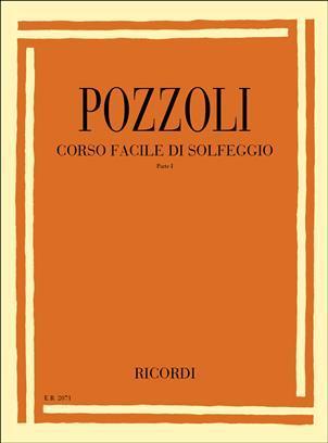 Pozzoli - Corso Facile Di Solfeggio Parte I