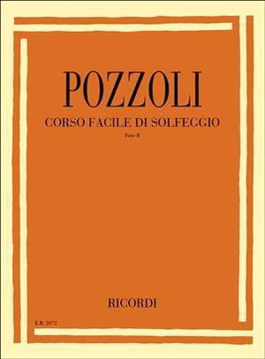 Pozzoli - Corso Facile Di Solfeggio Parte II