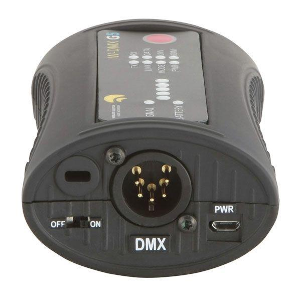 WIRELESS SOLUTIONS - W-DMX™ MICROBOX F-1 G5 TRANSCEIVER