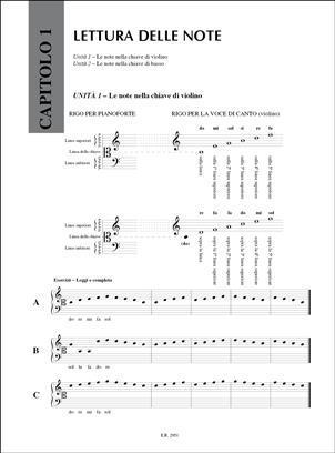 Il Nuovo Pozzoli - Solfeggi Parlati E Cantati -Volume 1