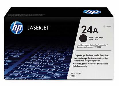 Cartuccia Toner Nero 24A per HP LaserJet 1150