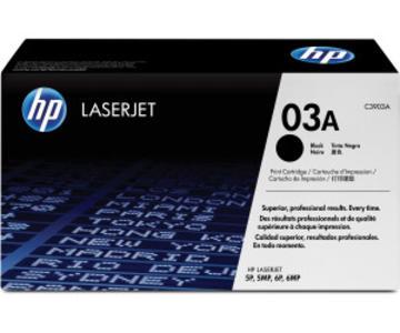 Cartuccia Toner Nero 03A per HP LaserJet 5P, 5MP, 6P E 6MP