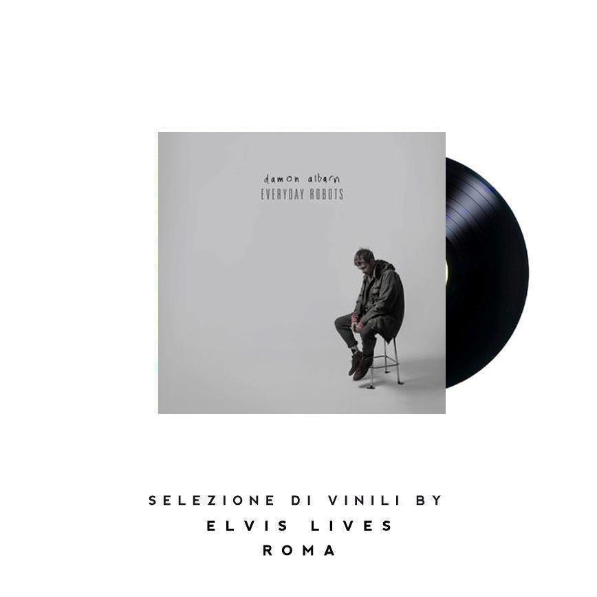 Damon Albarn - Everyday Robots (2LP + CD)