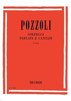 Pozzoli - Solfeggi Parlati E Cantati 3° Corso