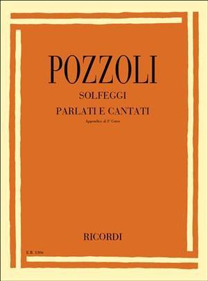 Pozzoli - Solfeggi Parlati E Cantati Appendice 3° Corso
