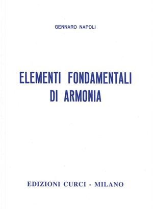 Gennaro Napoli - Elementi Fondamentali D'Armonia