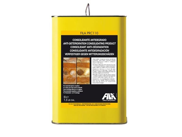 FILA PRC110 - Consolidante antidegrado per rinforzare struttura e fughe dei pavimenti 5 lt