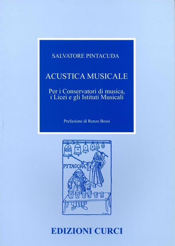 Pintacuda - Acustica Musicale