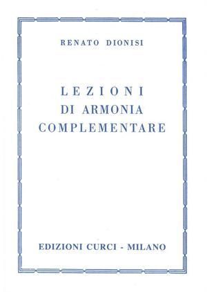 Dionisi - Lezioni Di Armonia Complementare