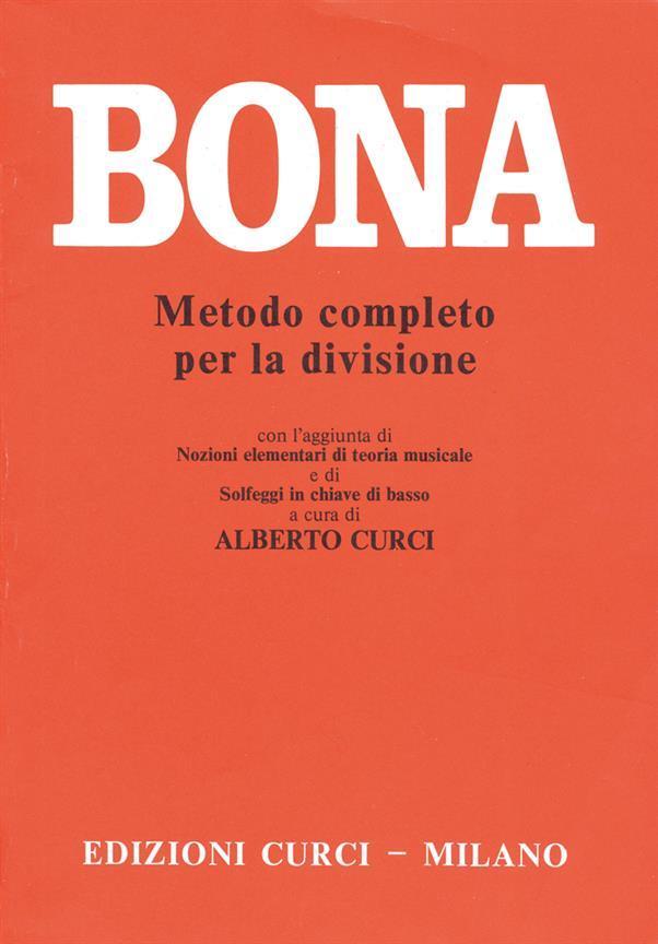 Bona - Metodo Per La Divisione