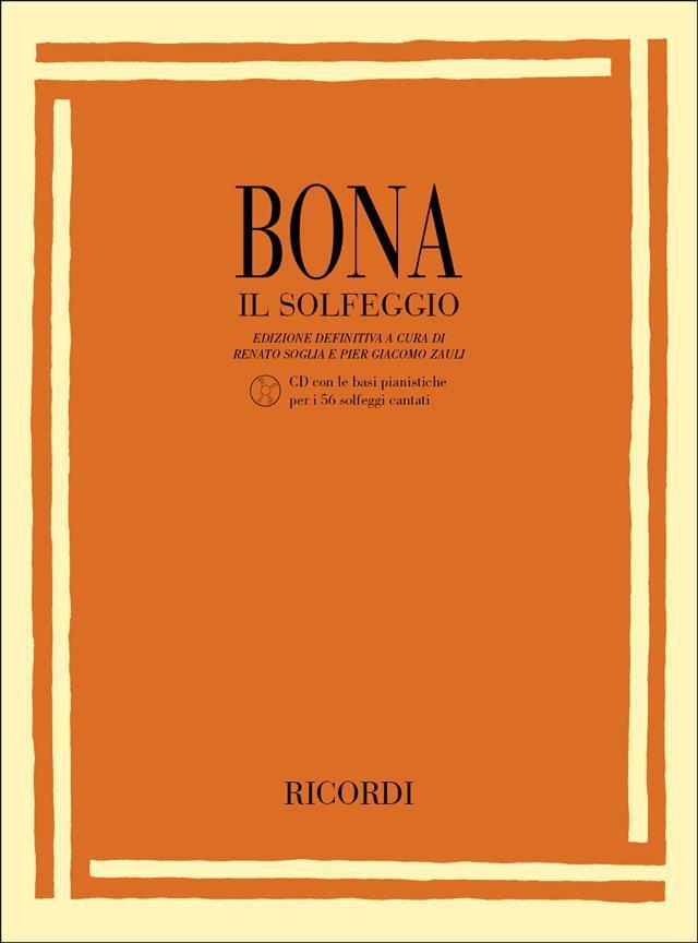Bona - Il Solfeggio con CD