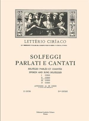 Ciriaco - Solfeggio 2 Corso