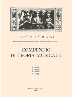 Ciriaco - Compendio di Teoria Musicale 2 Corso