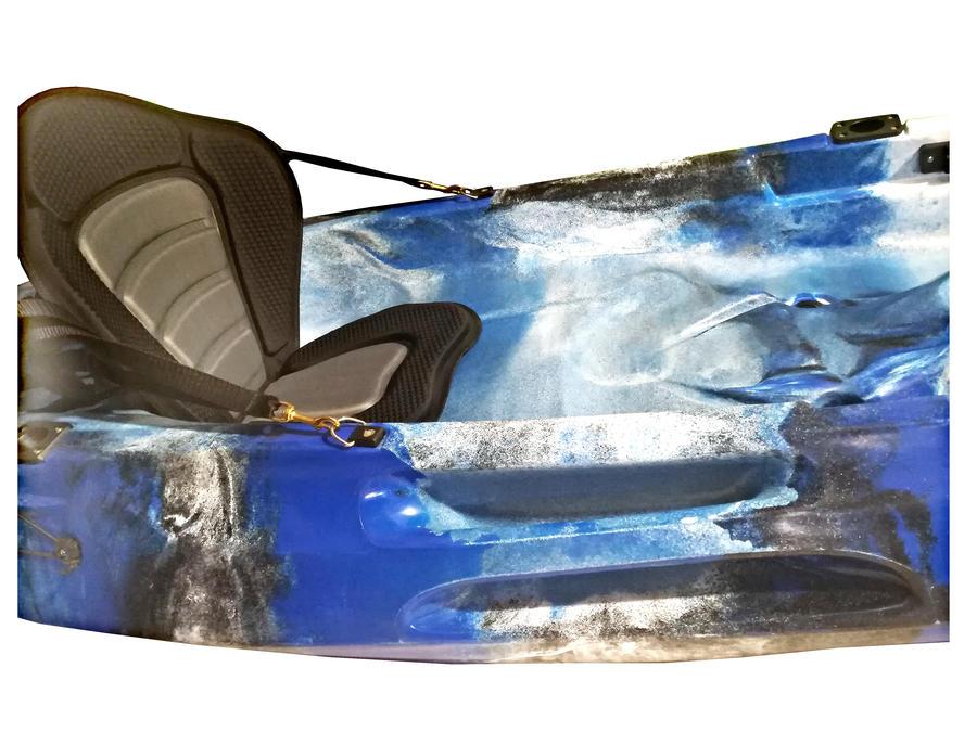 SKF Dentex II - Kayak da pesca o turismo - 308 cm - completo accessori