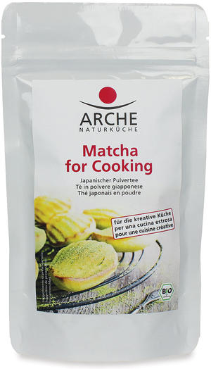 Matcha for cooking, Arche, 75 gr