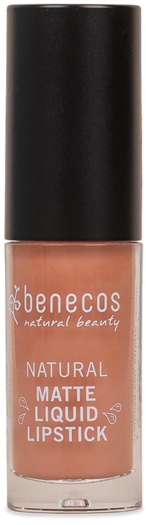 Rossetto liquido - desert rose, Benecos, 5 ml