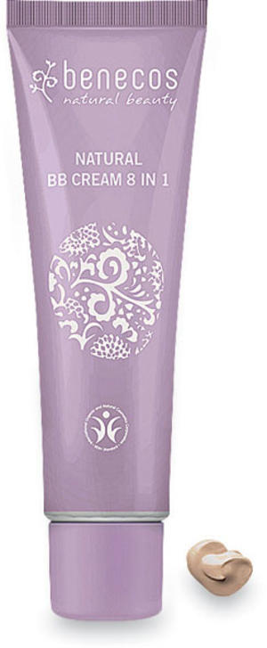 Bb cream - fair, Benecos, 30 ml