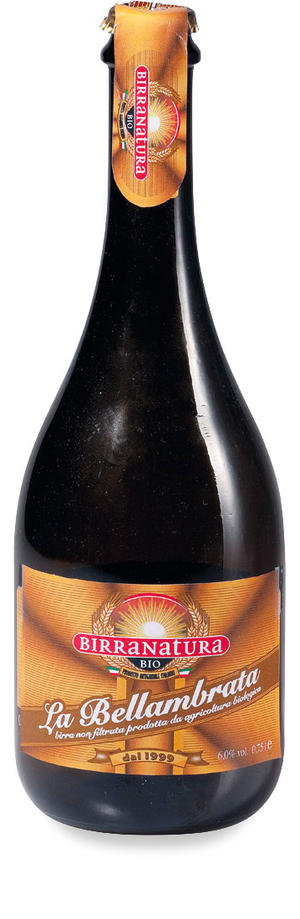 Birra bellambrata, Birranatura, 750 ml