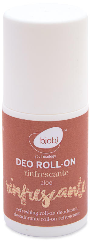 Deo roll-on - rinfrescante, Bjobj, 50 ml