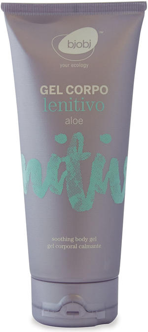 Gel lenitivo all'aloe, Bjobj, 200 ml