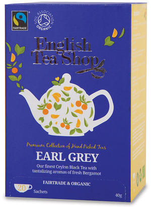 Early grey, English tea shop, 40 gr