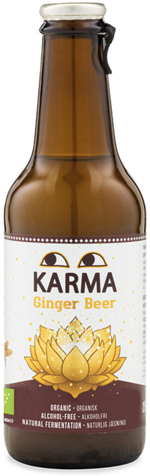 Ginger beer, Karma, 250 ml