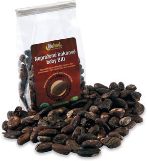 Fave di cacao, Lifefood, 100 gr