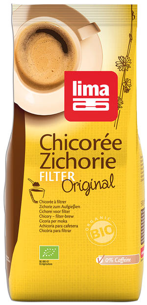 Cicoria filter original per moka, Lima, 500 gr