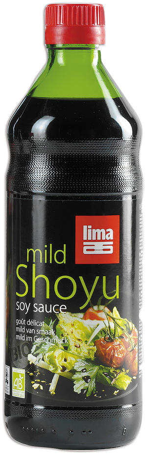 Shoyu -28% sale, Lima, 500 ml
