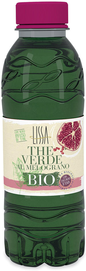 The verde al melograno, Lissa, 500 ml