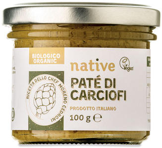 Patè di carciofi, Native, 100 gr