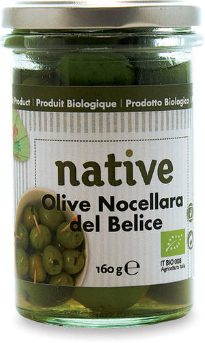 Olive verdi, Native, 285 gr