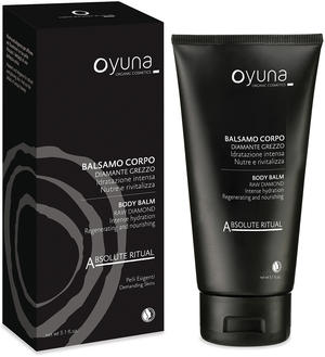 Absolute ritual - balsamo corpo diamante grezzo, Oyuna, 150 ml