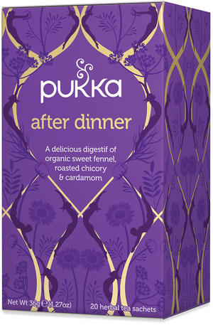 After dinner, Pukka, 36 gr
