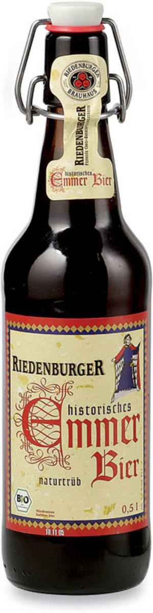 Birra emmer storica, Riedenburger, 500 ml
