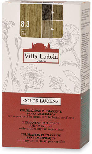 Tinta color lucens 8.3 - avena, Villa lodola, 135 ml