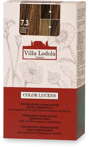 Tinta color lucens 7.30 - caramello, Villa lodola, 135 ml