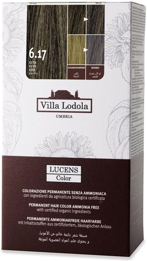 Tinta color lucens 6.17 - ice tea, Villa lodola, 135 ml