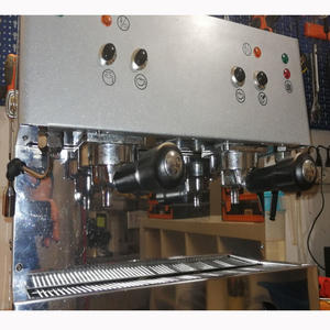 Macchina Espresso a Capsule FAP Doppio Gruppo Revisionata, Come nuova !