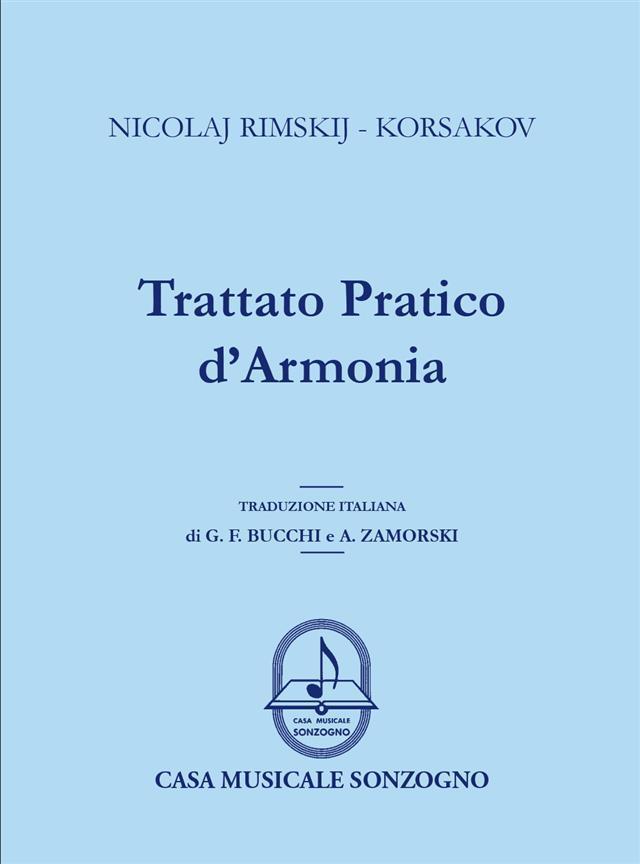 Rimsky,Korsakov - Trattato Pratico D'Armonia