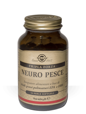 SOLGAR  NEURO PESCE Omega 3