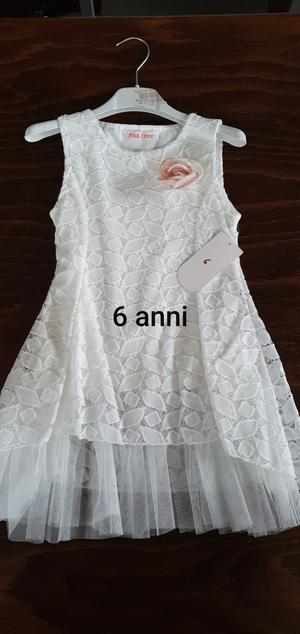 PIZZO BIANCO 6 ANNI