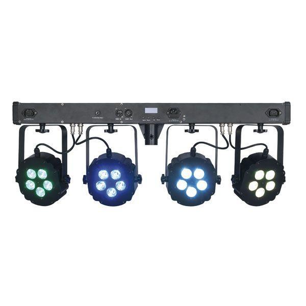 SHOWTEC - COMPACT POWER LIGHTSET 4 RGBW
